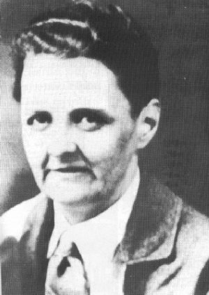 British Executions - Margaret Allen - 1949
